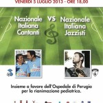 Locandina Jazz in Solidarietà