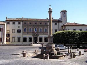 Oriolo Romano, storia e urbanistica del piccolo centro della Tuscia
